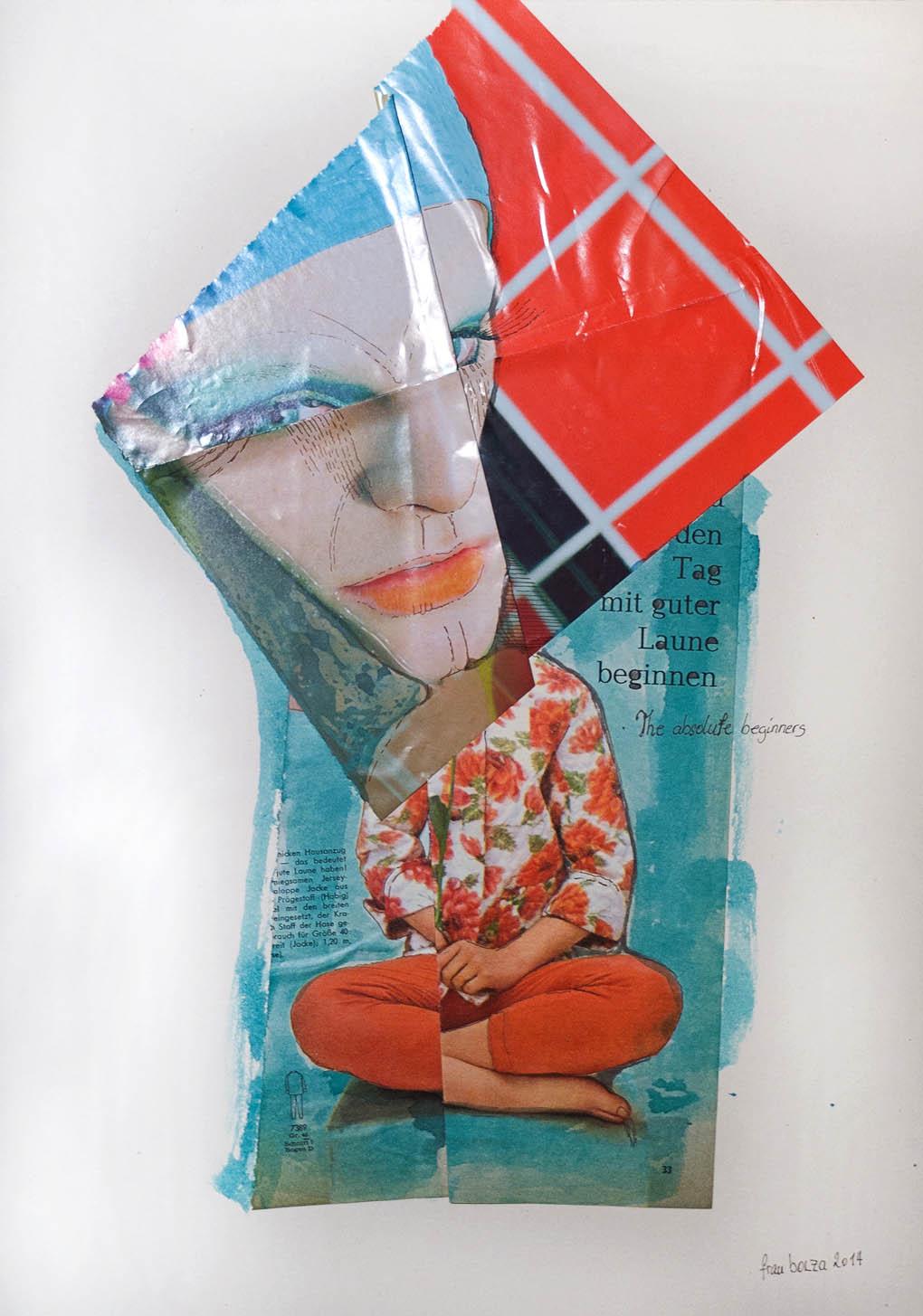 lotta continua conceptual collage© fraubolza 2014