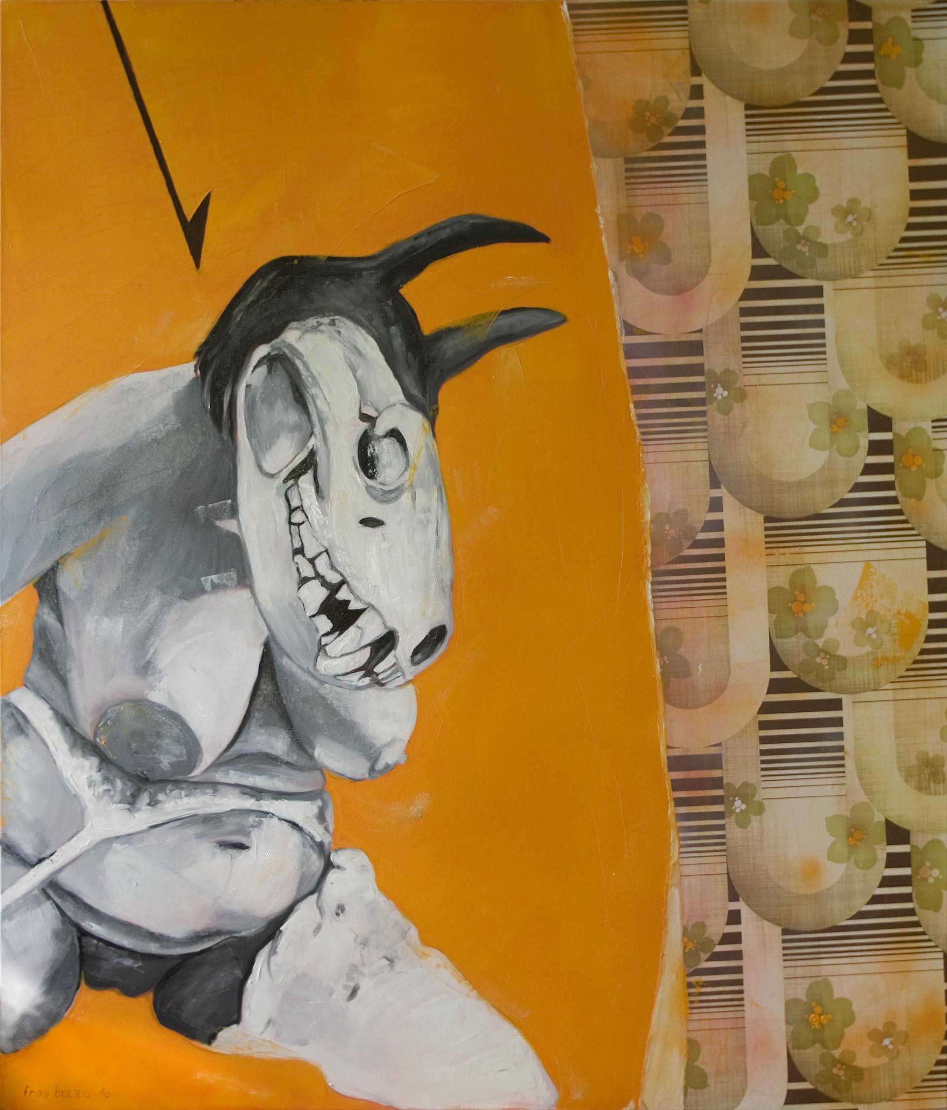 lotta continua conceptual painting© fraubolza